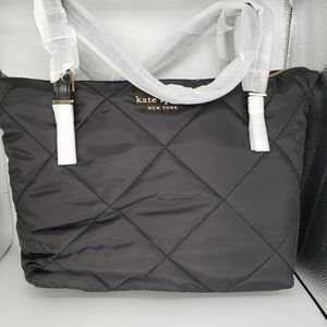 Kate spade quilted  small.